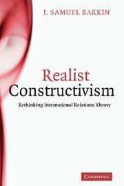 Realist Constructivism