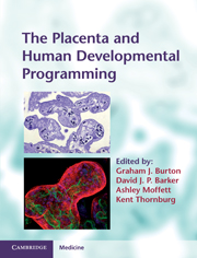 The Placenta and Human Developmental Programming
