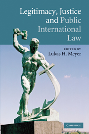 Legitimacy, Justice and Public International Law