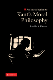 An Introduction to Kant's Moral Philosophy