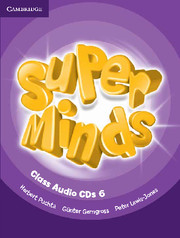 Super Minds Level 6