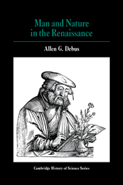Man and Nature in the Renaissance