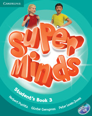 Super Minds Level 3