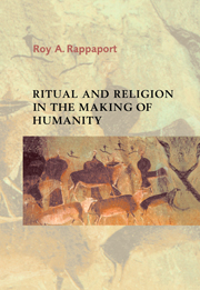 Ritual and Religion in the Making of Humanity