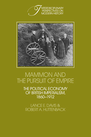 Mammon and the Pursuit of Empire