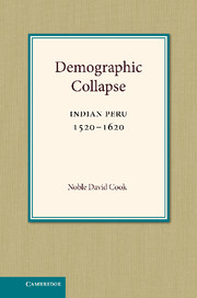 Demographic Collapse