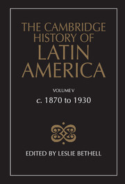 History of latin american can not
