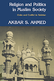 Religion and Politics in Muslim Society