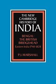 Bengal: The British Bridgehead