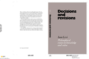 Decisions and Revisions