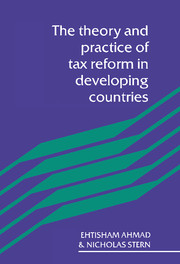 The Theory and Practice of Tax Reform in Developing Countries