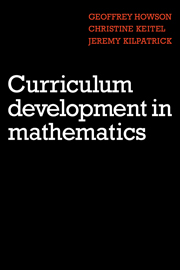 Curriculum Development in Mathematics
