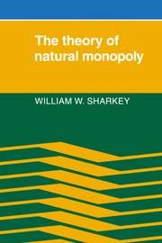 The Theory of Natural Monopoly