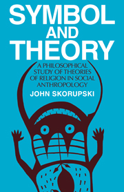 Symbol and Theory