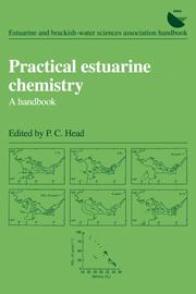 Practical Estuarine Chemistry