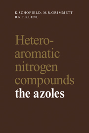 Heteroaromatic Nitrogen Compounds