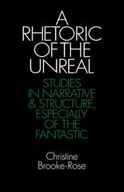 A Rhetoric of the Unreal