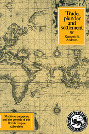Trade, Plunder and Settlement