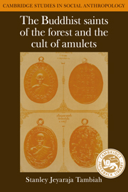 The Buddhist Saints of the Forest and the Cult of Amulets