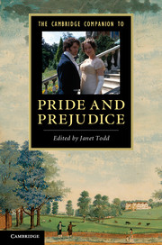The Cambridge Companion to 'Pride and Prejudice'