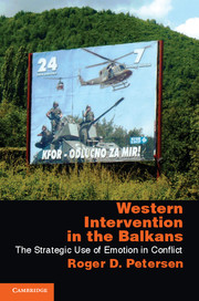 Western Intervention in the Balkans