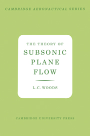 The Theory of Subsonic Plane Flow