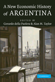 A New Economic History of Argentina