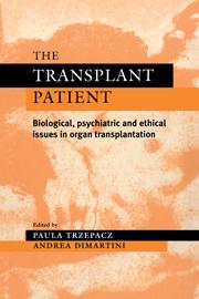 The Transplant Patient
