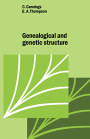 Genealogical Genetic Structure
