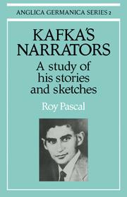 Kafka's Narrators