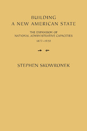 Building a New American State