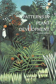 Patterns in Plant Development