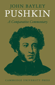 Pushkin: A Comparative Commentary