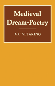Medieval Dream-Poetry
