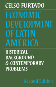 Economic Development of Latin America