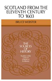 Scotland 11 Century 1603