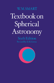 Textbook on Spherical Astronomy