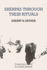 Sherpas through their Rituals