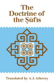The Doctrine of Sufis
