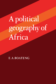 A Political Geography of Africa