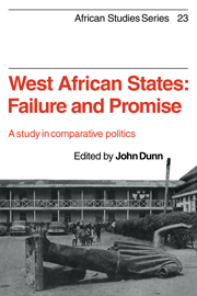 West African States: Failure and Promise