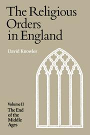 Religious Orders Vol 2