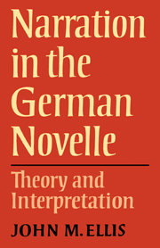 Narration in the German Novelle