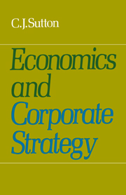 Economics and Corporate Strategy