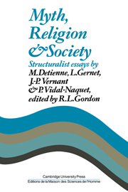 Myth, Religion and Society