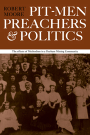 Pitmen Preachers and Politics