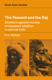 The Peasant and the Raj