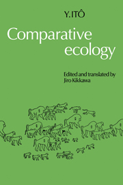 Comparative Ecology