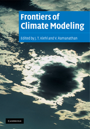 Frontiers of Climate Modeling