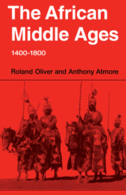 The African Middle Ages, 1400–1800